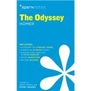 The Odyssey SparkNotes Literature Guide by SparkNotes; Homer, 9781411469761