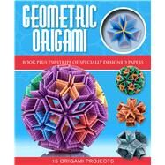 Geometric Origami by Goldman, Faye, 9781607109761