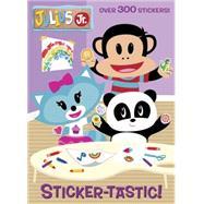 Sticker-tastic! Deluxe Stickerific by Golden Books Publishing Company, 9780553509762