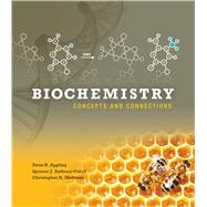 Biochemistry Concepts and Connections Plus Mastering Chemistry with eText -- Access Card Package by Appling, Dean R.; Anthony-Cahill, Spencer J.; Mathews, Christopher K., 9780321839763