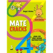 Matecracks 3 años by Alsina, Angel, 9788498259766