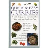 Quick & Easy Curries by Ferguson, Valerie, 9780754829768