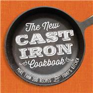 The New Cast-Iron Cookbook by Adams Media, 9781440589768
