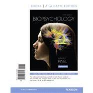 Biopsychology, Books a la Carte Edition by Pinel, John P.J., 9780205979769