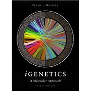 iGenetics A Molecular Approach by Russell, Peter J., 9780321569769