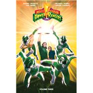 Mighty Morphin Power Rangers 3 by Higgins, Kyle; Prasetya, Hendry; Lam, Jonathan, 9781608869770