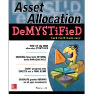 Asset Allocation DeMystified A Self-Teaching Guide by Lim, Paul, 9780071809771