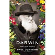 Darwin by Johnson, Paul, 9780147509772
