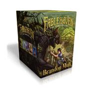 Fablehaven Complete Set (Boxed Set) Fablehaven; Rise of the Evening Star; Grip of the Shadow Plague; Secrets of the Dragon Sanctuary; Keys to the Demon Prison by Mull, Brandon; Dorman, Brandon, 9781442429772