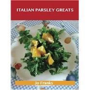 Italian Parsley Greats by Franks, Jo, 9781486459773