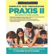 Praxis II Mathematics by Learning Express Llc, 9781576859773