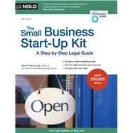 The Small Business Start-Up Kit by Pakroo, Peri H.; Stewart, Marcia, 9781413319774