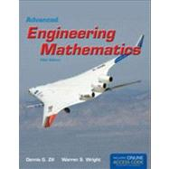 Advanced Engineering Mathematics by Zill, Dennis, 9781449679774