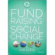 Fundraising for Social Change by Klein, Kim, 9781119209775