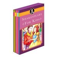 Shakespeare for Kids: 5 Classic Works Adapted for Kids: a Midsummer Night's Dream, Macbeth, Much Ado About Nothing, All's Well That Ends Well, and the Tempest by Familius, 9781939629777