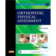 Orthopedic Physical Assessment by Magee, David J., Ph.d., 9781455709779