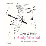 Andy Warhol Drag and Draw by Schleif, Nina, 9783777429779