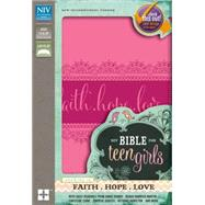 Bible for Teen Girls by Zondervan Publishing House, 9780310749783