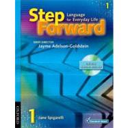 Step Forward 1: Language for Everyday Life by Spigarelli, Jane; Adelson-Goldstein, Jayme, 9780194399784