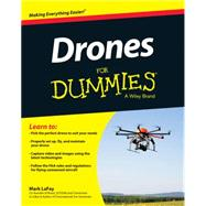 Drones for Dummies by Wiley, 9781119049784