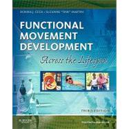 Functional Movement Development Across the Life Span by Cech, Donna J., 9781416049784