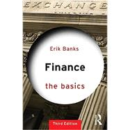 Finance: The Basics by Banks; Erik, 9781138919785