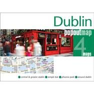 Dublin Popout Map by Maps, PopOut, 9781845879785