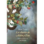 Los diarios de Adán y Eva by Twain, Mark; Morante, Sara, 9788415979791