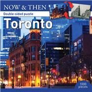 Toronto Puzzle: Now and Then by Thunder Bay Press, Editors of, 9781607109792