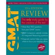 The Official Guide for Gmat Review by Unknown, 9781118109793