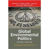 Global Environmental Politics by Chasek, Pamela S.; Downie, David L.; Brown, Janet Welsh, 9780813349794