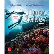 Human Biology by Mader, Sylvia; Windelspecht, Michael, 9781259689796