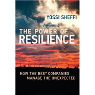 The Power of Resilience by Sheffi, Yossi, 9780262029797
