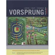 Vorsprung A Communicative Introduction to German Language And Culture, Enhanced by Lovik, Thomas A.; Guy, J. Douglas; Chavez, Monika, 9781305659797