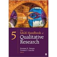 The SAGE Handbook of Qualitative Research by Denzin, Norman K.; Lincoln, Yvonna S., 9781483349800