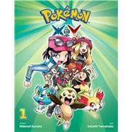 Pokémon X•Y, Vol. 1 by Kusaka, Hidenori; Yamamoto, Satoshi, 9781421579801