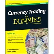 Currency Trading for Dummies by Consumer Dummies, 9781118989807