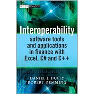 Interoperability by Duffy, Daniel J.; Demming, Robert, 9780470979808