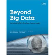 Beyond Big Data Using Social MDM to Drive Deep Customer Insight by Oberhofer, Martin; Hechler, Eberhard; Milman, Ivan; Schumacher, Scott; Wolfson, Dan, 9780133509809