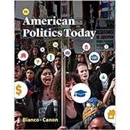 American Politics Today (Fifth Edition) by Bianco, William T.; Canon, David T., 9780393639810