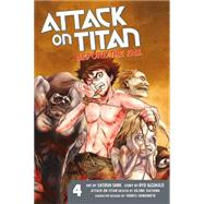 Attack on Titan: Before the Fall 4 by ISAYAMA, HAJIMESUZUKAZE, RYO, 9781612629810