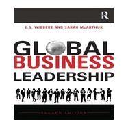 Global Business Leadership by Wibbeke; Eileen S., 9780415629812