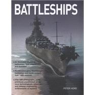 Battleships by Hore, Peter, 9780754829812