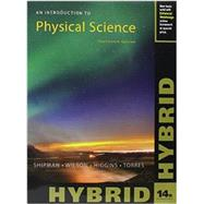 An Introduction to Physical Science, Hybrid (with Enhanced WebAssign Printed Access Card for Physics, Multi-Term Courses) by Shipman, James; Wilson, Jerry D.; Higgins, Charles A.; Torres, Omar, 9781305259812