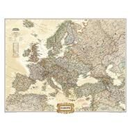 Europe Executive by National Geographic Maps, 9780792289814