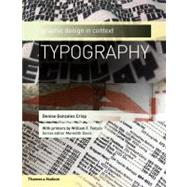 TYPOGRAPHY PA by CRISP,DENISE GONZALES, 9780500289815