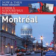 Montreal Puzzle: Now and Then by Thunder Bay Press, Editors of, 9781607109815