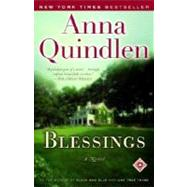 Blessings by QUINDLEN, ANNA, 9780812969818