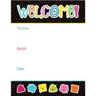 School Pop Welcome Chart by Carson-Dellosa Publishing Company, Inc., 9781483829821