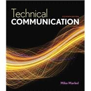 Technical Communication, 11th edition with LaunchPad Access Card by Mike Markel, 9781319009823